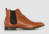 Royal Republiq CAST Tan leather Chelsea boot