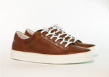 Gingers for Gentlemen CHASE tan leather sneaker