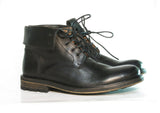 Gingers for Gentlemen CHEVY smooth black leather boot, made in Portugal