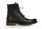 Gingers for Gentlemen CHEVY tumbled leather boot black
