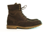 Gingers for Gentlemen CHEVY Dark Brown suede boot
