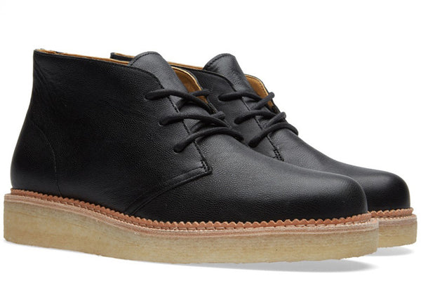 Clarks Originals BECKERY HILL black leather