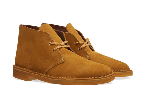 Clarks Originals DESERT BOOT bronze/brown
