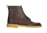 Clarks Desert MALI bronze waxed leather