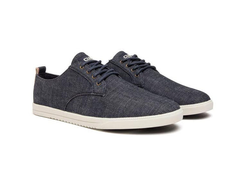 CLAE Ellington Textile Navy Denim