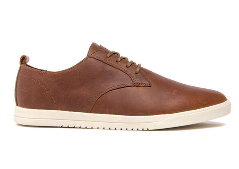 CLAE Ellington Chestnut Olied Leather SS17