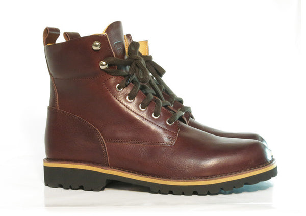 Fracap Z525 leather boot, made in Italy.
