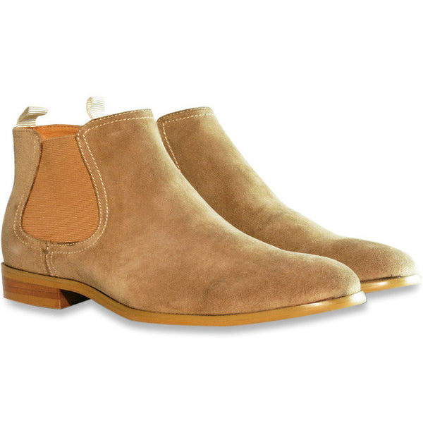 Gingers for Gentlemen HARROW Beige Suede