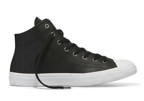 Jack Purcell JACK boot Black leather.