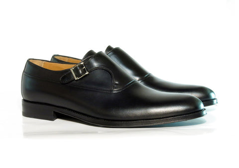 Gingers for Gentlemen MAYFAIR single monk strap, Made in Spain