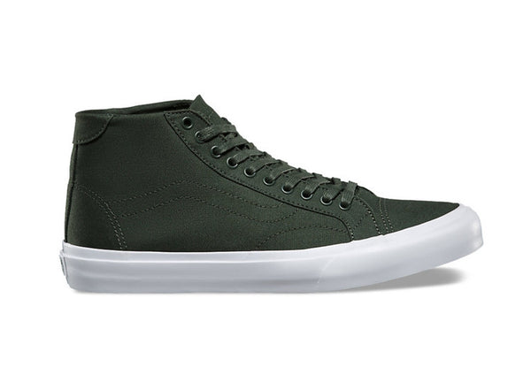 Vans COURT MID canvas Duffel Bag Green