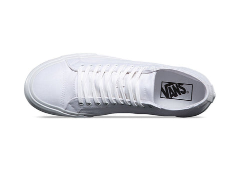 Vans COURT MID canvas True White