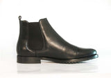 Royal Republiq NANO Chelsea boot Black leather, made in Portugal