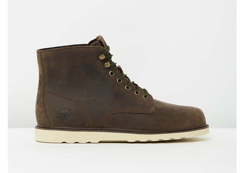 Timberland Earthkeeper NEWMARKET Wedge Mulch leather.