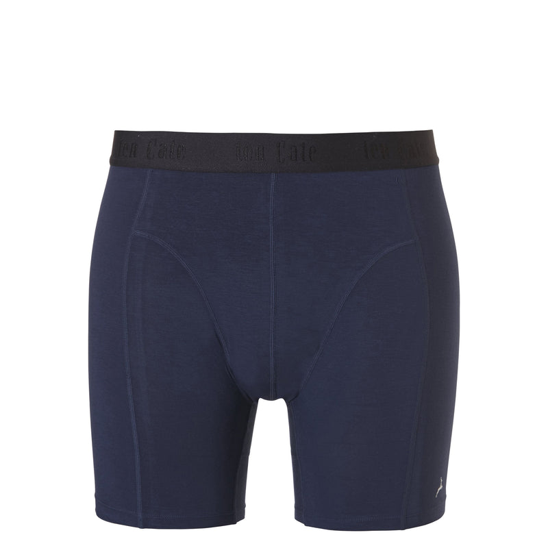 Basic bamboo shorts long 2 pack 30863