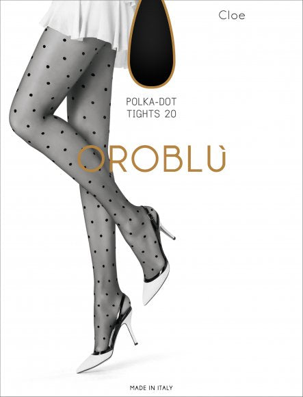 Cloe tights fashion 20 denier Vobc64520