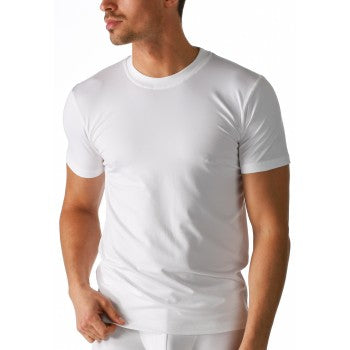 T shirt hoge ronde hals Dry cotton 46003