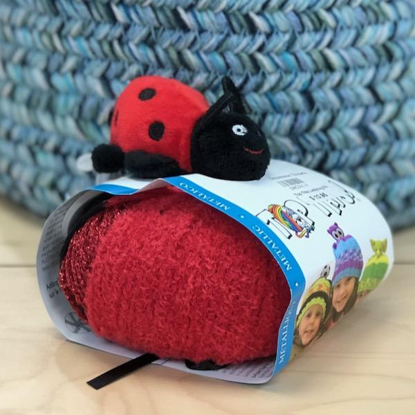 Top This Ladybug Kit