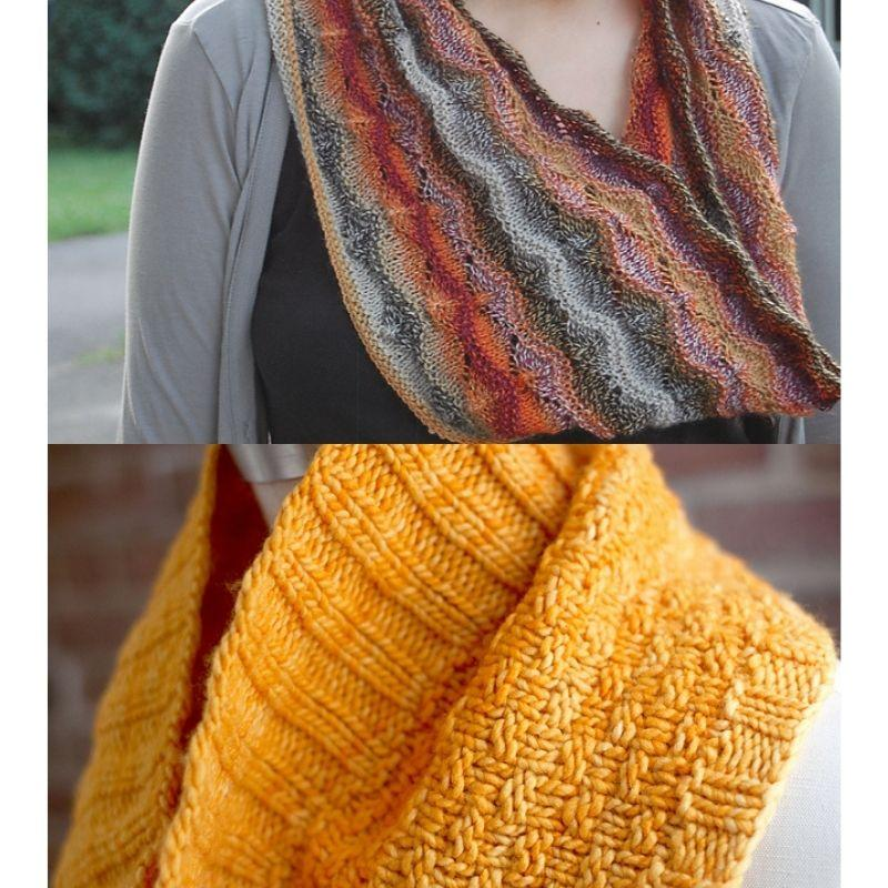 Gift-Along Series Cowls October 21