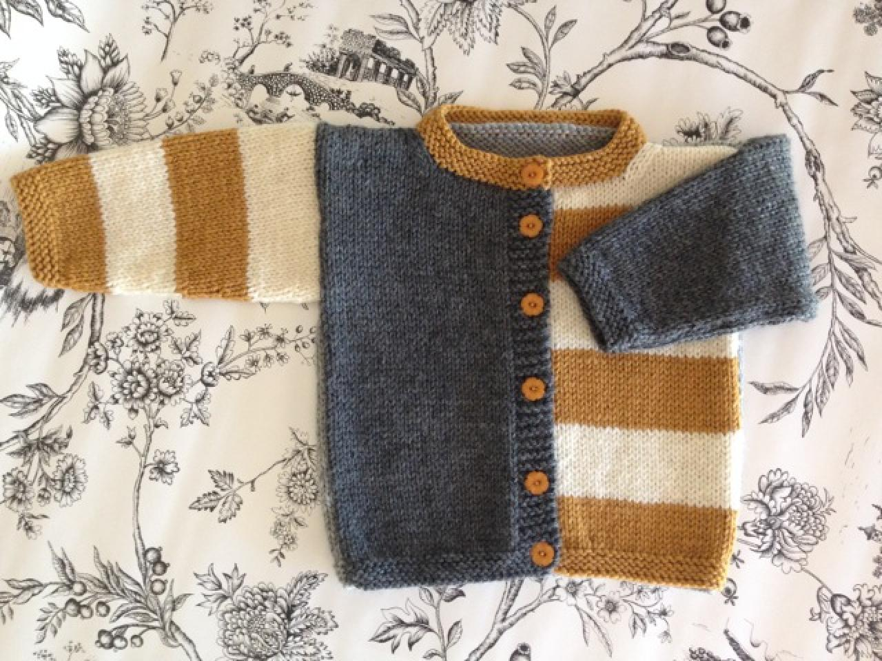 Gingersnap Cardigan - Small