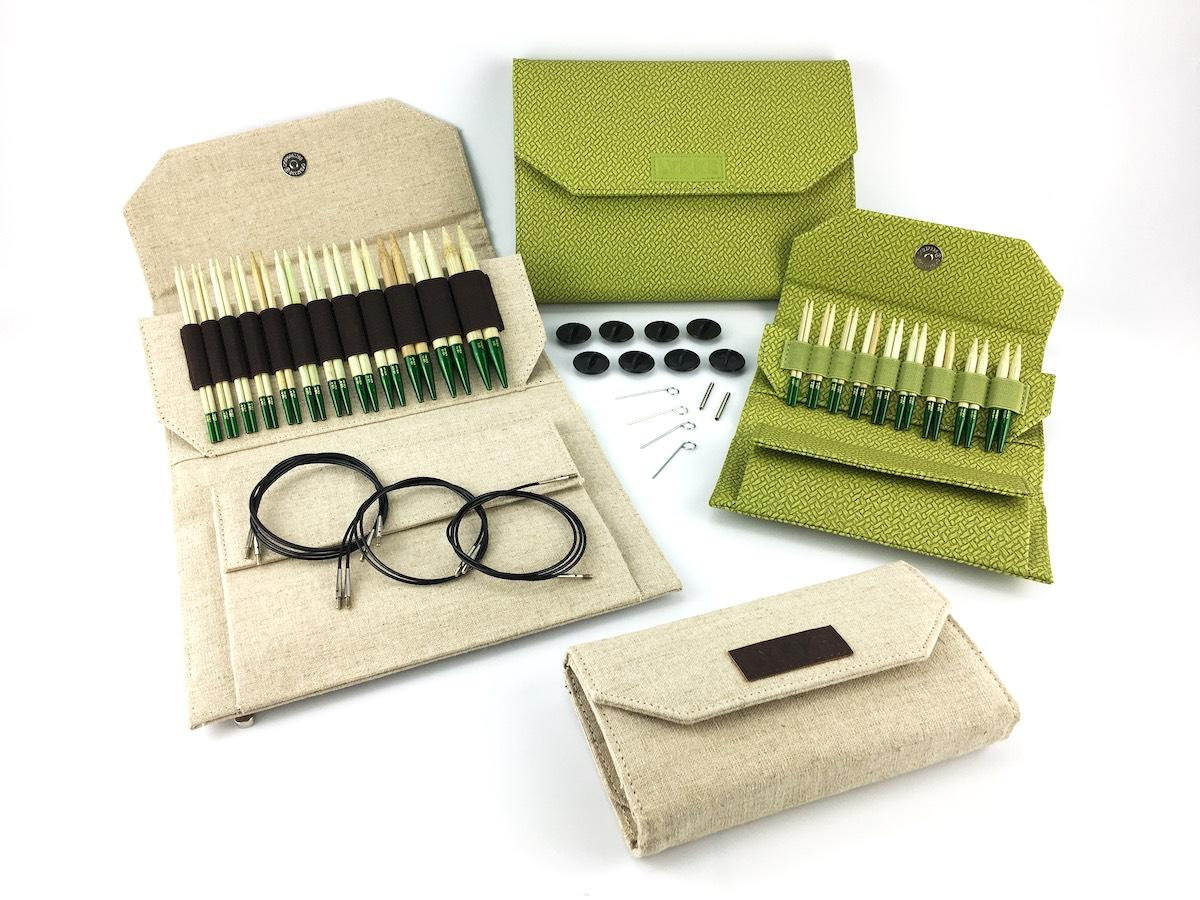 "Grove Interchangeable Needle Set- 5"" Needles"