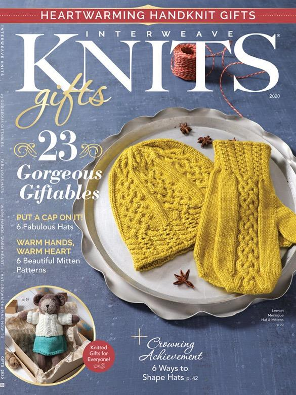 Interweave Knits: Holiday Gifts 2020