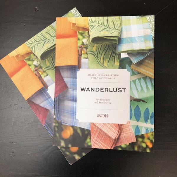 Modern Daily Knitting Field Guide 11: Wanderlust