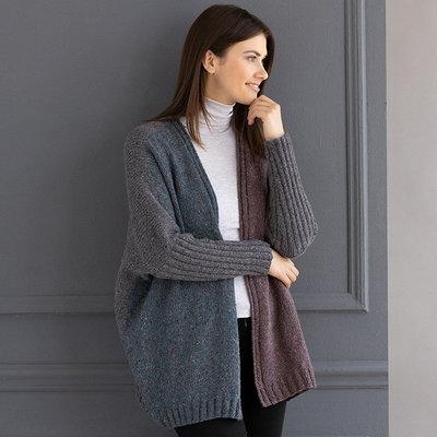 Sharon Cardigan by Lidia Karabinech