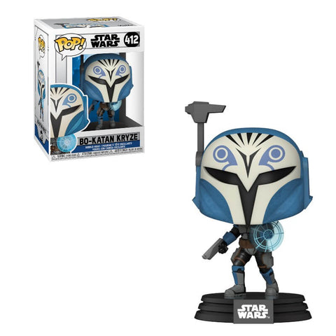 Star Wars: The Clone Wars Bo-Katan Pop!