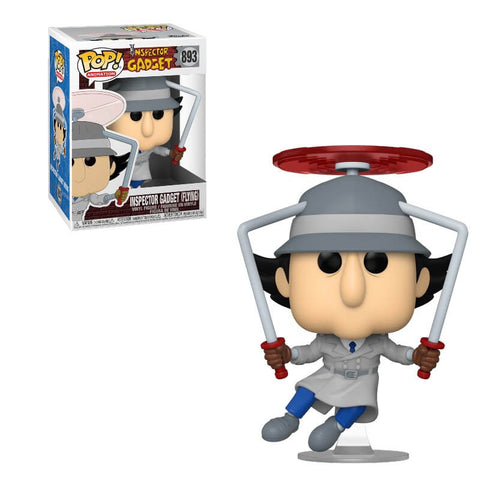Inspector Gadget Flying Pop! Vinyl Figure