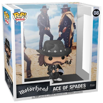 Motorhead Album Funko Pop!