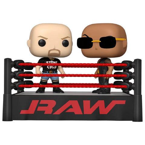 WWE Stone Cold Steeve Austin With Belt Funko Pop! Moment