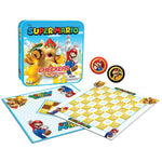 Checkers and Tic Tac Toe Super Mario
