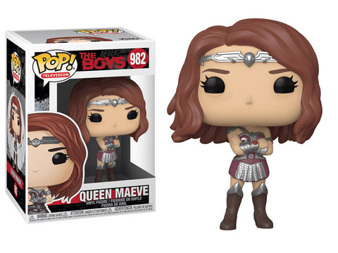 The Boys Queen Maeve Pop! Vinyl Figure