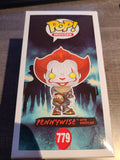 Pennywise With Beaver Hat IT Funko Pop #779 FYE Exclusive