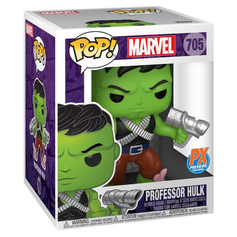 Marvel Heroes Professor Hulk 6-Inch Pop! - Previews Exclusive