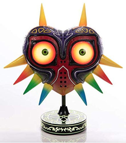 The Legend of Zelda Majora's Mask Light-Up Statue 12 pouces
