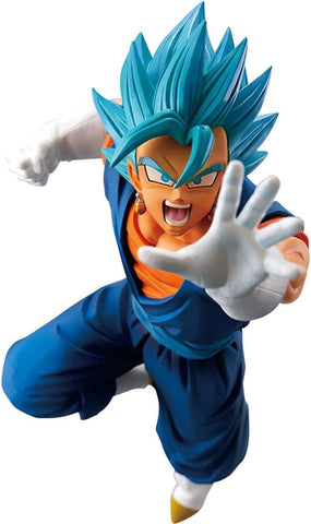 Dragon Ball Super Super Saiyan God Super Saiyan Vegito Chosenshi Retsuden Vol. 5 Statue