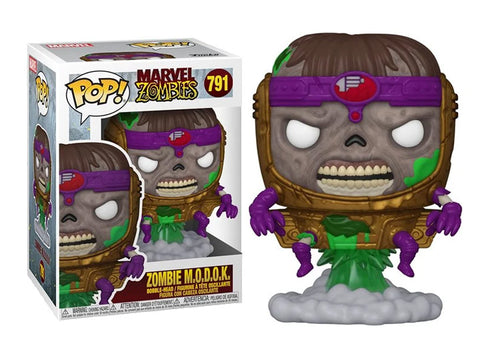 Marvel Zombies MODOK Funko Pop!