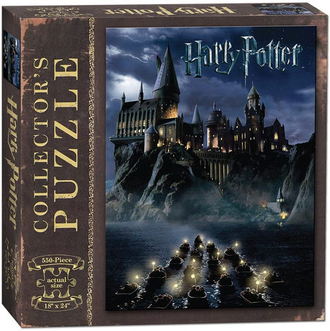 Puzzle: World of Harry Potter