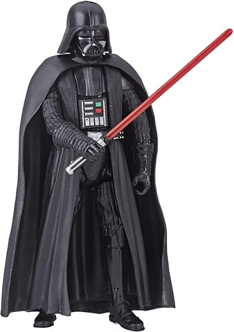 Hasbro Star Wars Figurine Darth Vador et mini bande dessinée