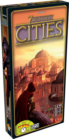 7 Wonders - Cities (Extension)