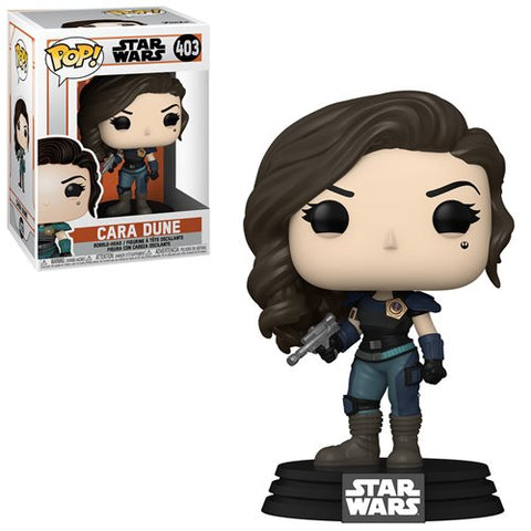 Star Wars: The Mandalorian Cara Dune Pop!