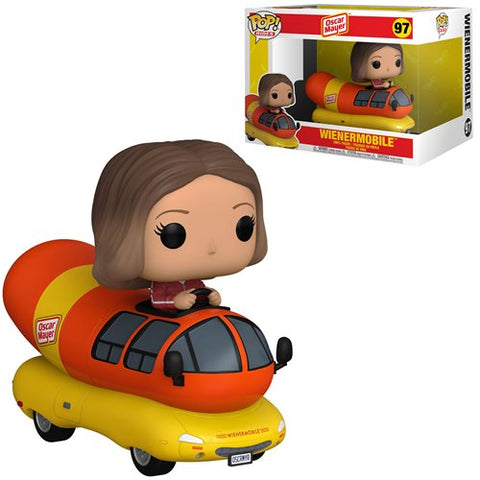 Oscar Mayer Wienermobile Pop! Vinyl Funko Pop! Ride
