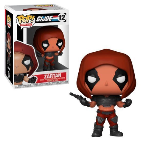GI Joe Zartan Pop!