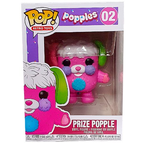 Popple Pop! Vinyl Figure