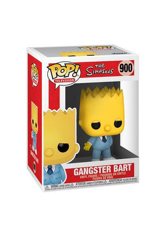 Gangster Bart The Simpsons Funko Pop!