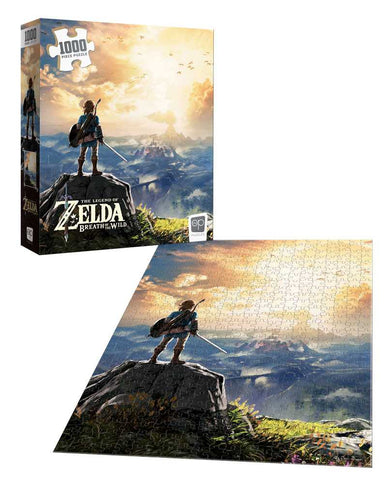 Puzzle The Legent of Zelda Breath of The Wild