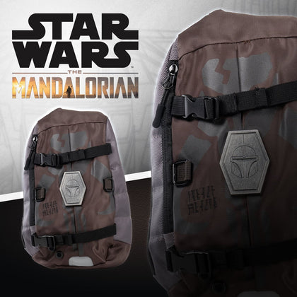 Star Wars The Mandalorian Backpack - New York Comic-con 2020 Exclusive