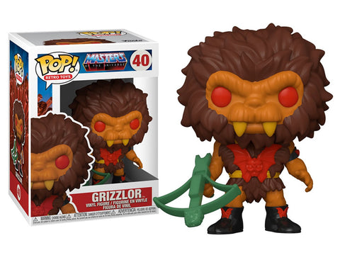 MOTU Masters Of The Universe Grizzlor Funko Pop